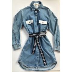 Robe en jeans Maje  pas cher