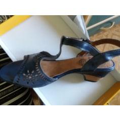 Sandales à talons Audrefia  pas cher