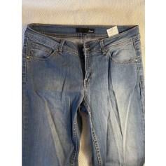 Jeans très evasé, patte d'éléphant Etam  pas cher