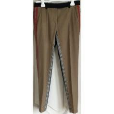 Pantalon droit Barbara Bui  pas cher