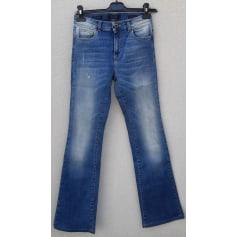 Jeans évasé, boot-cut Twin-Set Simona Barbieri  pas cher