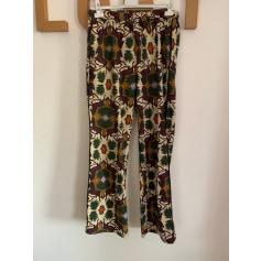 Pantalon large Patch Nyc Fir Monoprix  pas cher