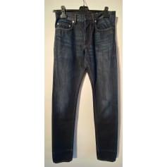Straight Leg Jeans Dior Homme