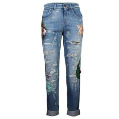 Jeans dritto Dolce & Gabbana