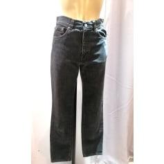 Jeans large, boyfriend Calvin Klein  pas cher