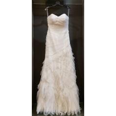 Robe longue White ONE  pas cher