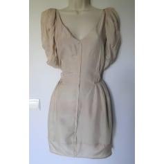 Robe courte Nina Ricci  pas cher