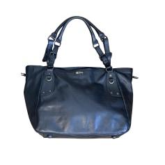 Leather Shoulder Bag Ikks