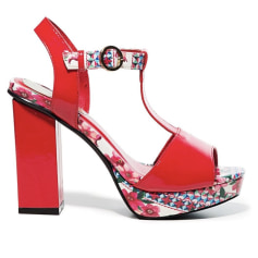 Sandales à talons Desigual  pas cher