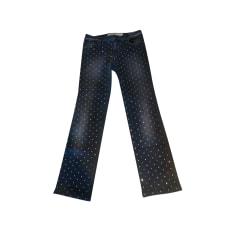 Jeans droit Blumarine  pas cher