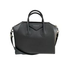 Leather Shoulder Bag Givenchy Antigona