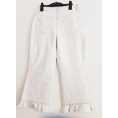 Pantalon droit L&F Creation  pas cher