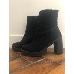 Bottines & low boots à talons Topshop  pas cher