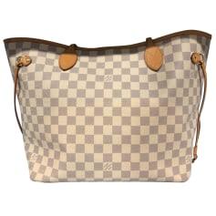 Non-Leather Handbag Louis Vuitton Neverfull