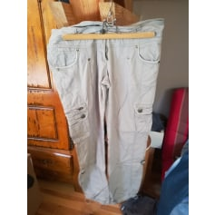 Pantalon évasé Mim  pas cher