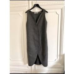 Robe mi-longue Saint Laurent  pas cher