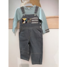 Overalls P'tit Bisou