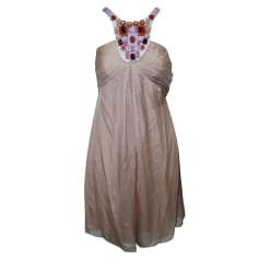Robe courte Catherine Malandrino  pas cher