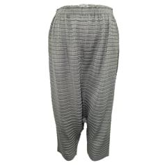 Straight Leg Pants Pleats Please by Issey Miyake