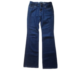 Straight-Cut Jeans  Abercrombie & Fitch