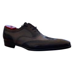 Chaussures à lacets Gérard Séné  pas cher