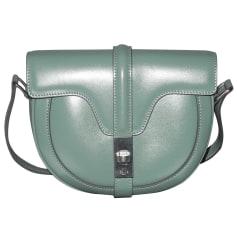 Leather Shoulder Bag Céline Sac 16