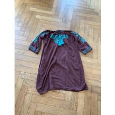 Robe mi-longue Fragonnard  pas cher