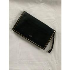 Handtasche Leder Valentino Rockstud