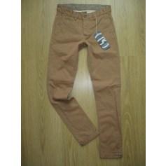 Pantalon slim Crossby  pas cher
