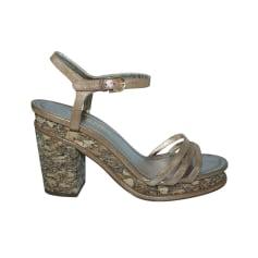 Flat Sandals Chanel