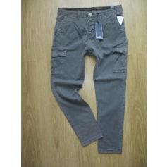 Pantalon slim Alcott  pas cher