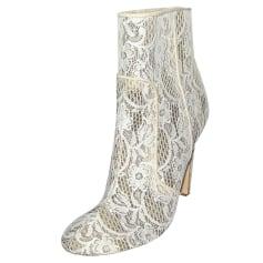 Bottines & low boots à talons Laurence Dacade  pas cher