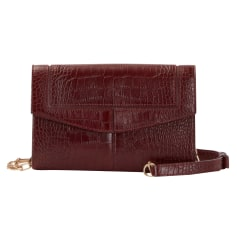 Leather Shoulder Bag Vanessa Bruno