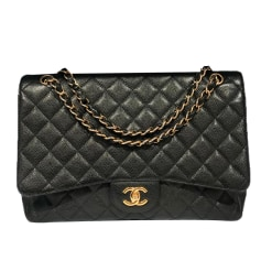 Leather Handbag Chanel Timeless - Classique