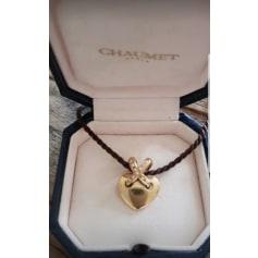 Pendentif, collier pendentif Chaumet  pas cher
