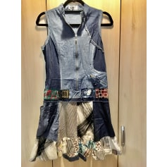 Robe en jeans Marina  pas cher
