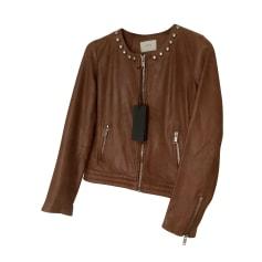 Leather Jacket Ikks