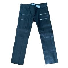 Pantalon slim, cigarette The Kooples  pas cher
