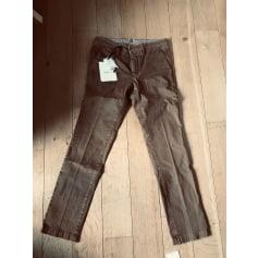 Pantalon slim Moncler  pas cher