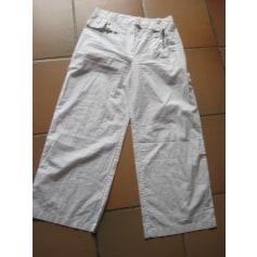 Pantalon large Garella  pas cher