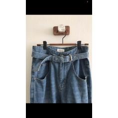 Jeans large, boyfriend Isabel Marant Etoile  pas cher