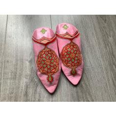 Hausschuhe, Pantoffeln Babouchka