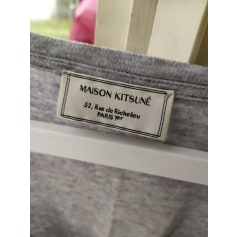 Top, tee-shirt Maison Kitsuné  pas cher