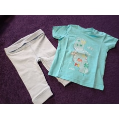 Pants Set, Outfit Grain de Blé