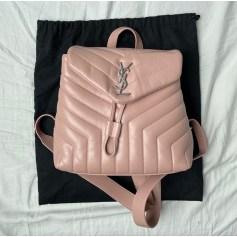 Lederhandtasche Saint Laurent Loulou