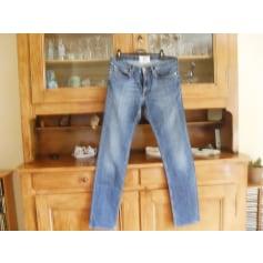 Jeans slim Cerruti 1881  pas cher