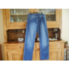 Straight-Cut Jeans  New Man
