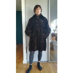 Manteau en fourrure Giesecke (créateur)  pas cher