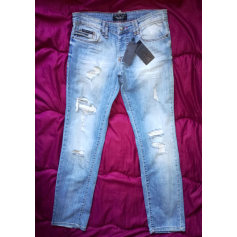 Straight-Cut Jeans  Philipp Plein