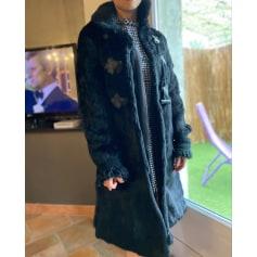 Manteau en fourrure Manoush  pas cher